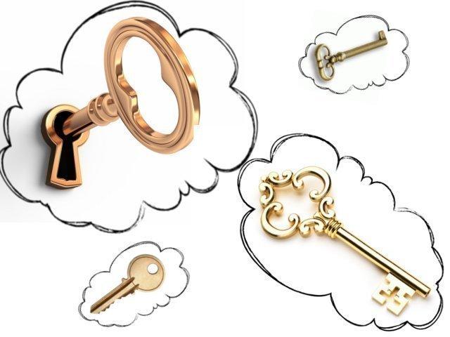 Сон про ключи