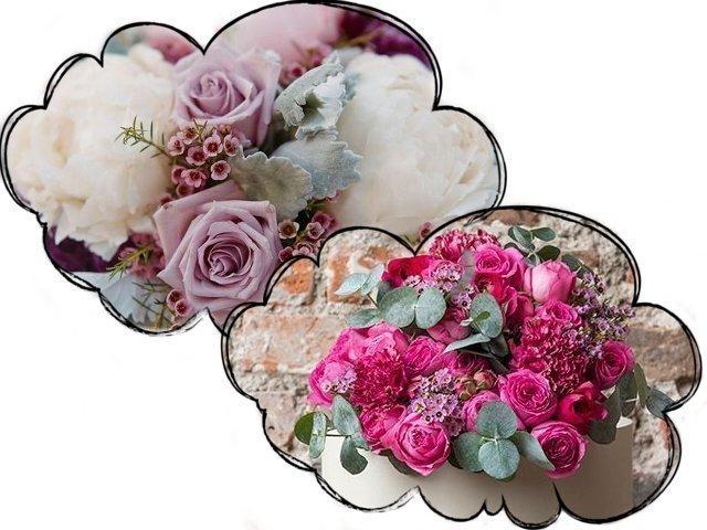 Букет цветов сонник цветкова
