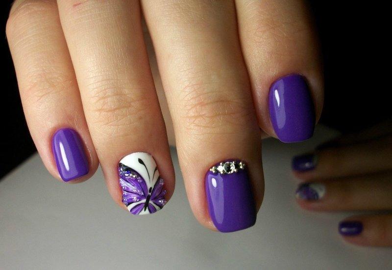 Стрижка ногтей в июне