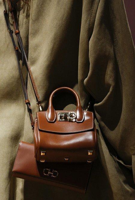 Мини-сумки от Salvatore Ferragamo