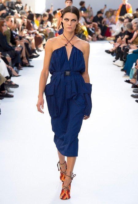 Платье Dries Van Norten