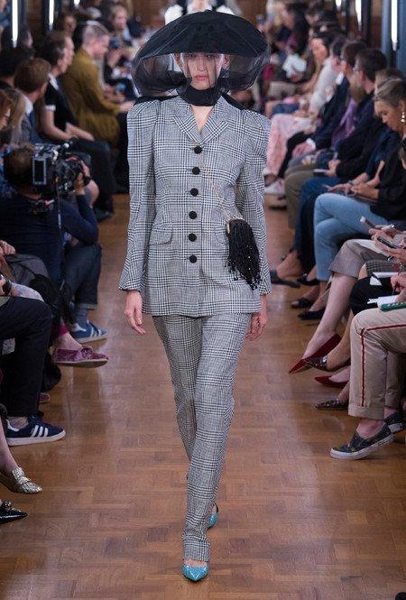 Жакет и брюки от Erdem