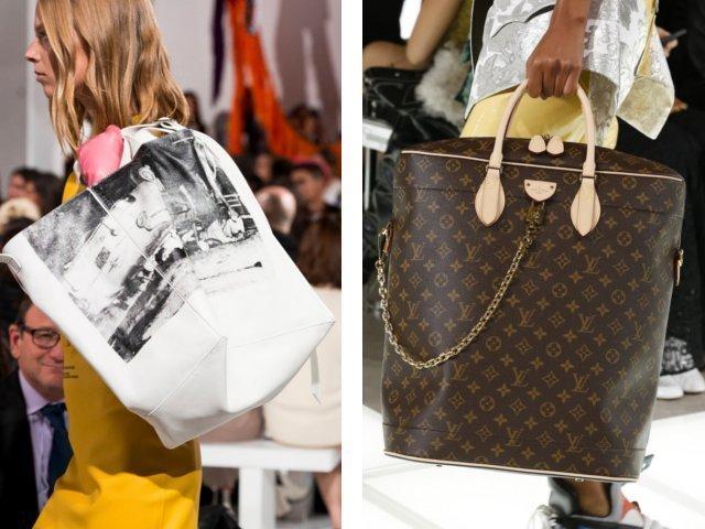Самые модные модели сумок весна-лето 2018