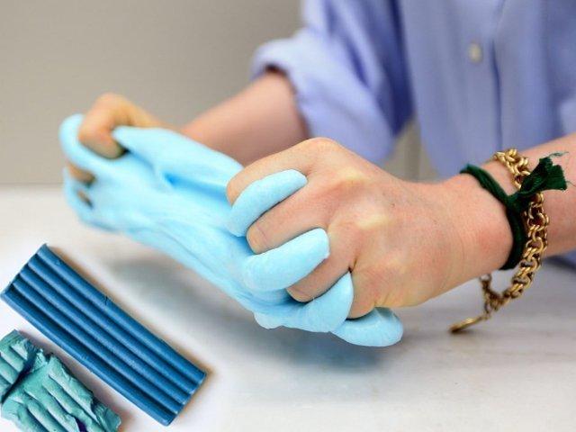 Как сделать лизуна своими руками?