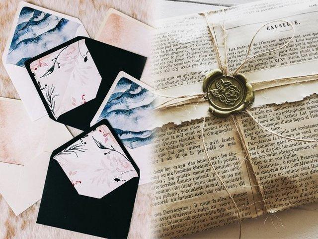 kak-sdelati-konvert-iz-bumagi-svoimi-rukami Как сделать конверт из бумаги своими руками