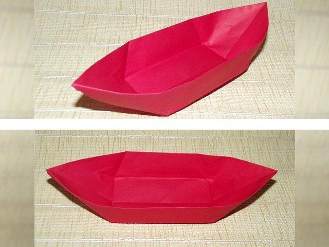 Делаем кораблик, парусник и лодку из бумаги своими руками