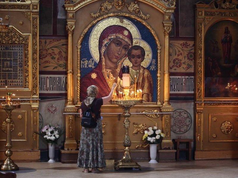 Молитва Богоматери сильная о здравии