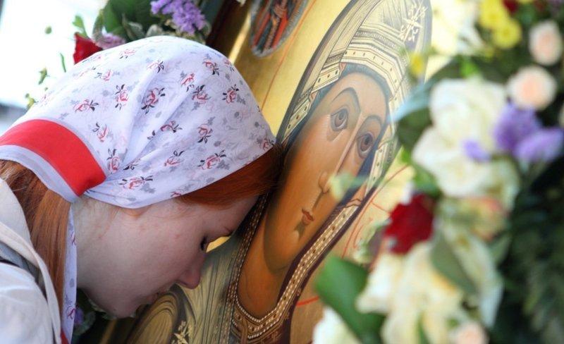 Молебн о защите