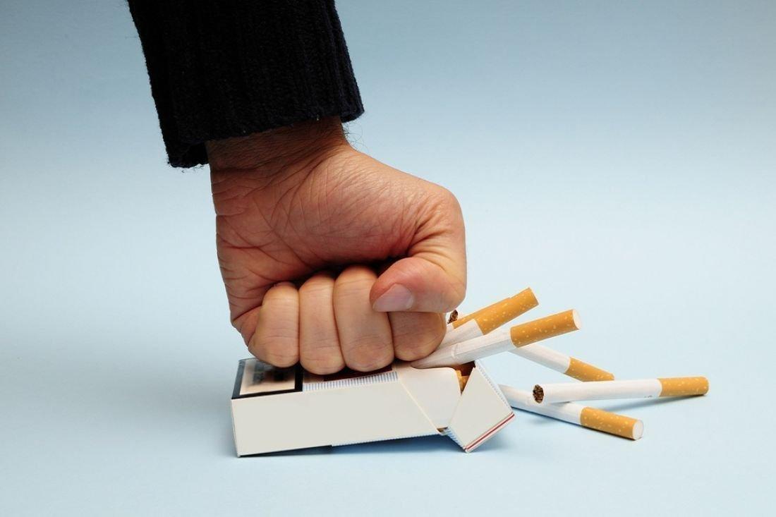 Заговор от курения для мужа