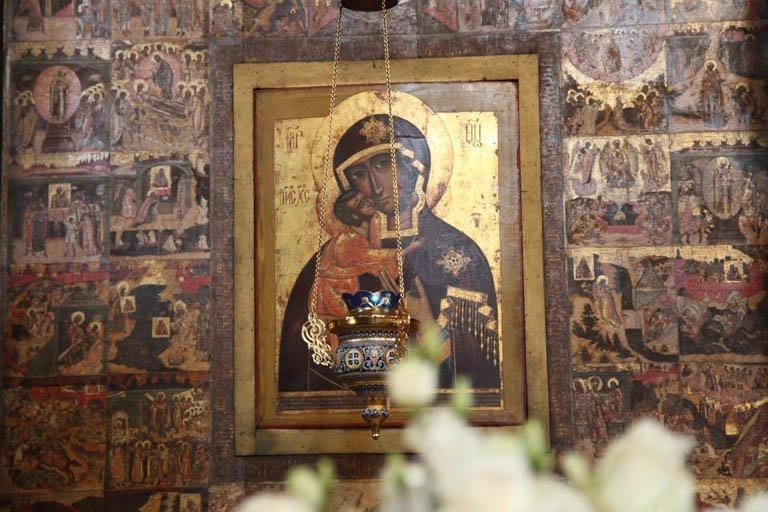 Икона Феодоровской Богоматери