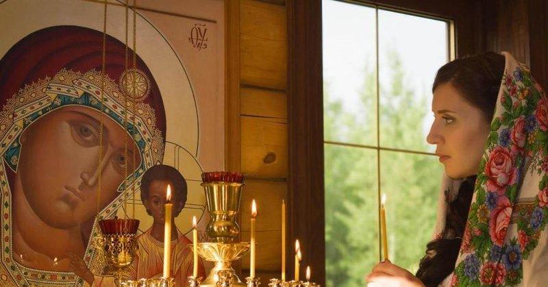 Молитва на икону Богородицы