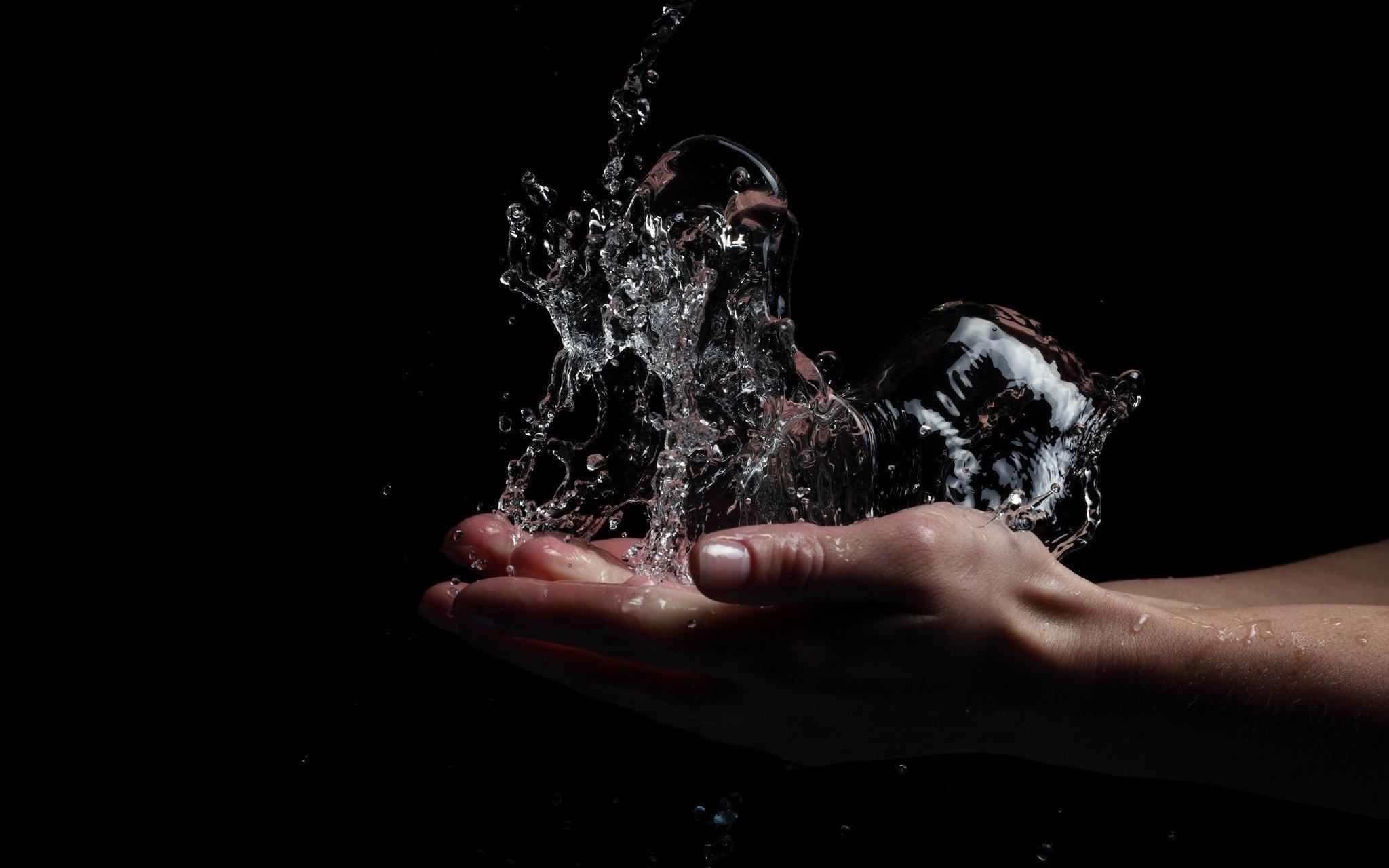 Повторения заклинания на воду