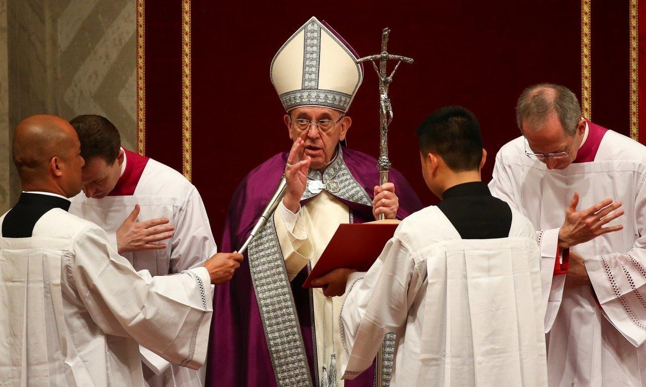 Экзорцизм у католиков
