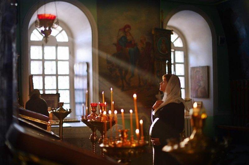 Православные молитвы при беременности