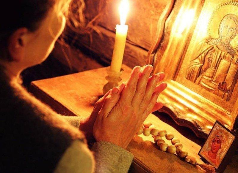 Молитвы за здравие