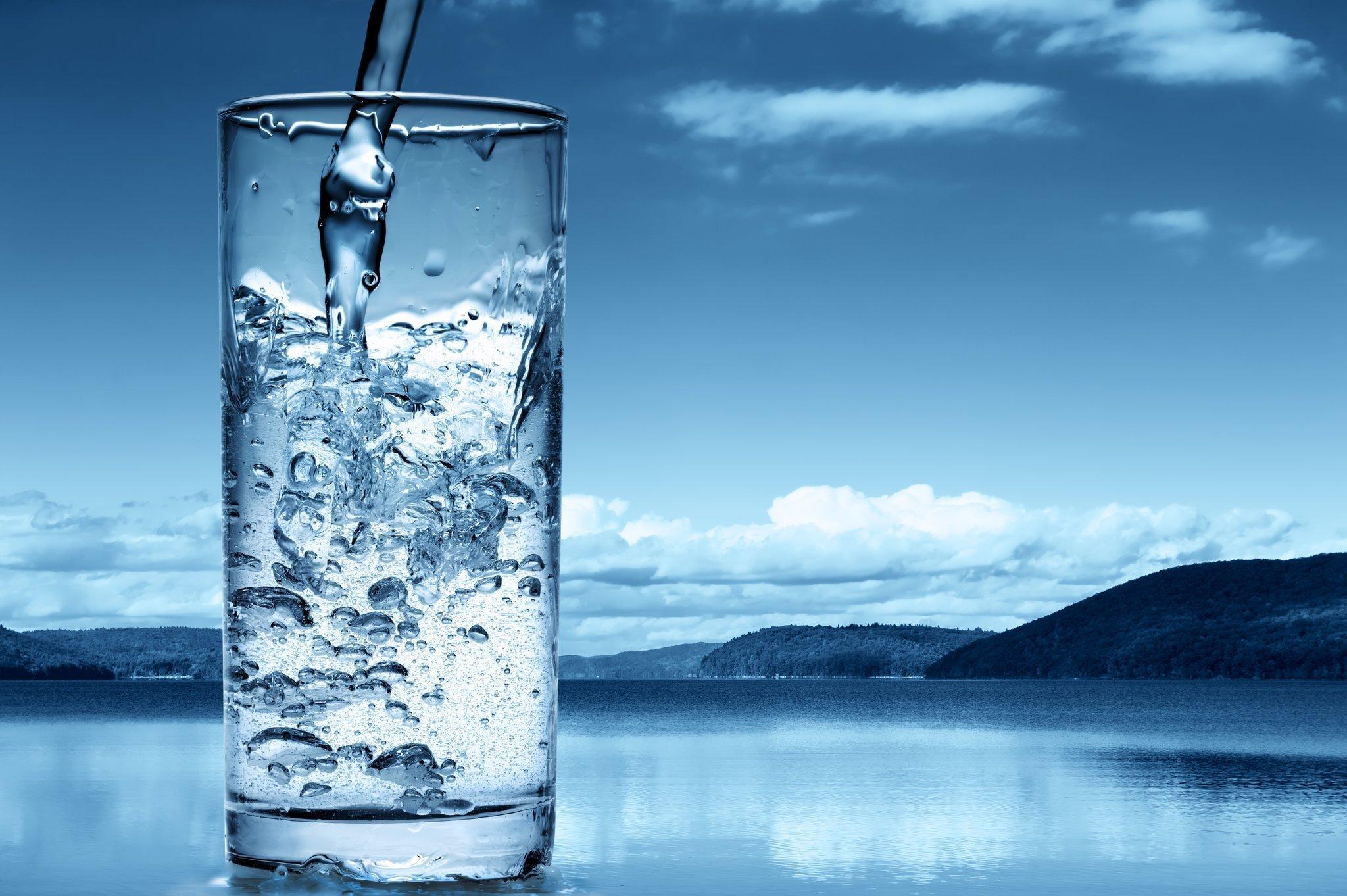 Обряд с водой на похудение