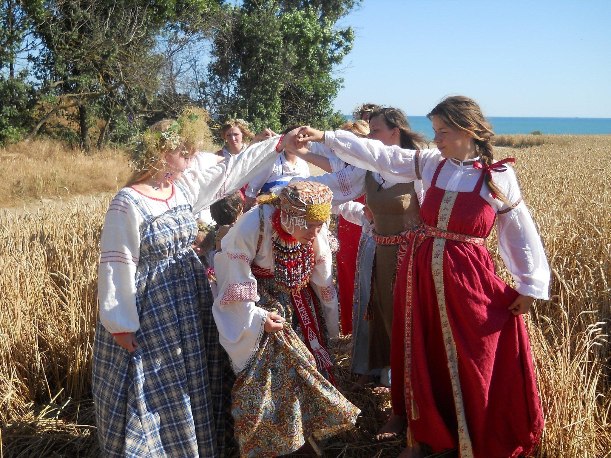 Славянские ритуалы от нечистой силы