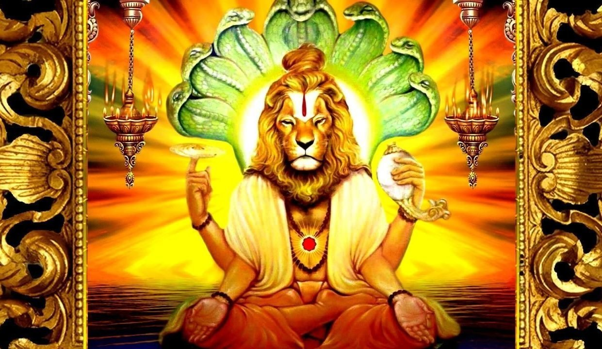 мантра-обращение к божеству