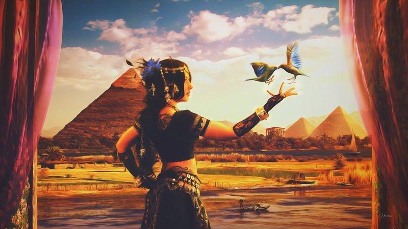 Египетские заклинания