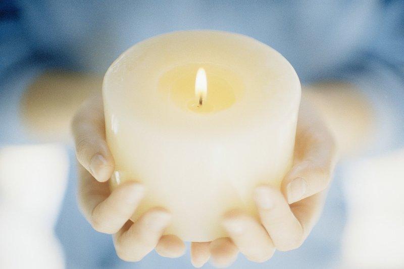 Заговор-молитва на свечу