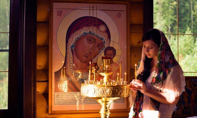 Молитва к Казанской Божьей Матери о помощи в любви