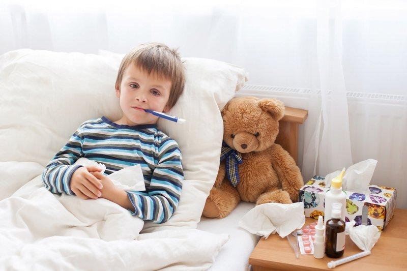 Заговоры от детских болезней