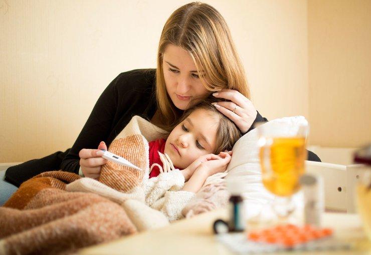 Заговор на здоровье ребёнка