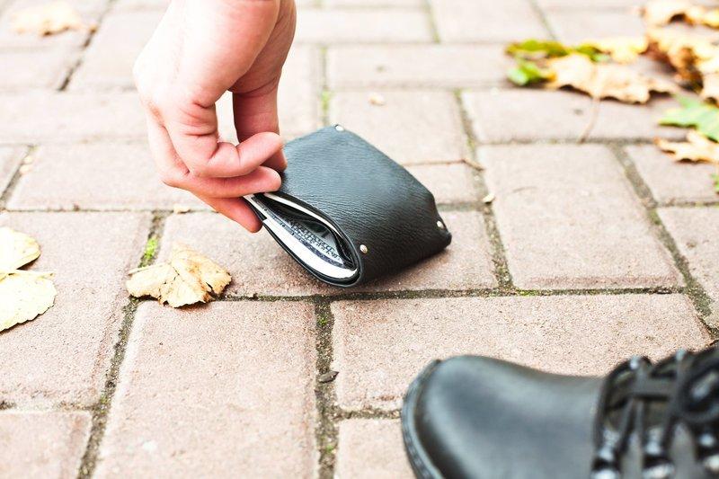 Как найти деньги на улице: заклинание