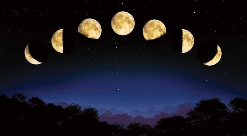 Заговоры и обряды на убывающую луну