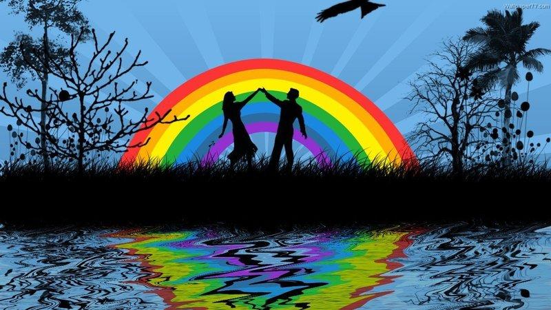 заговор на радугу на любовь