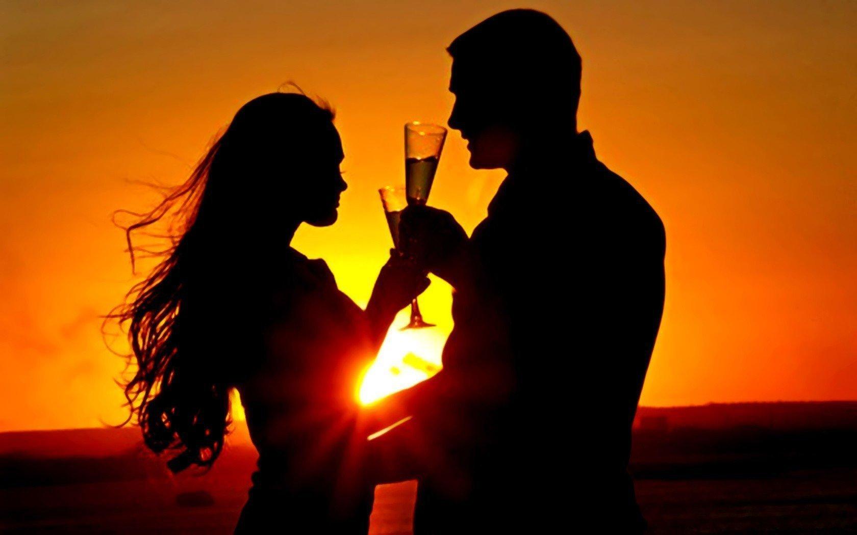 Любовный заговор на бокал вина