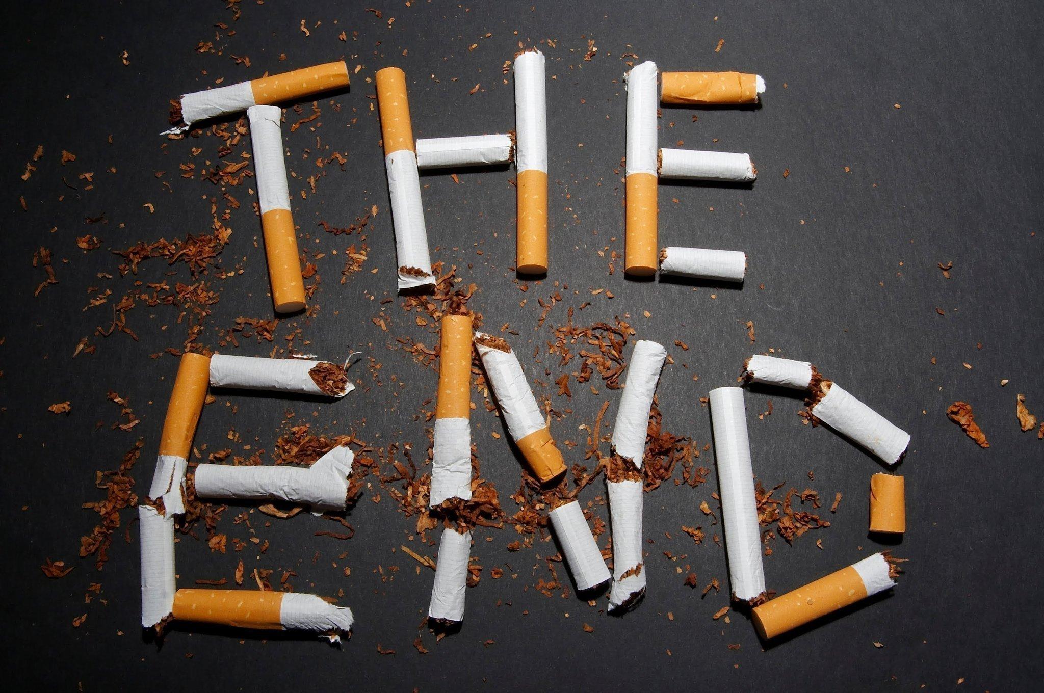 Заговоры от курения