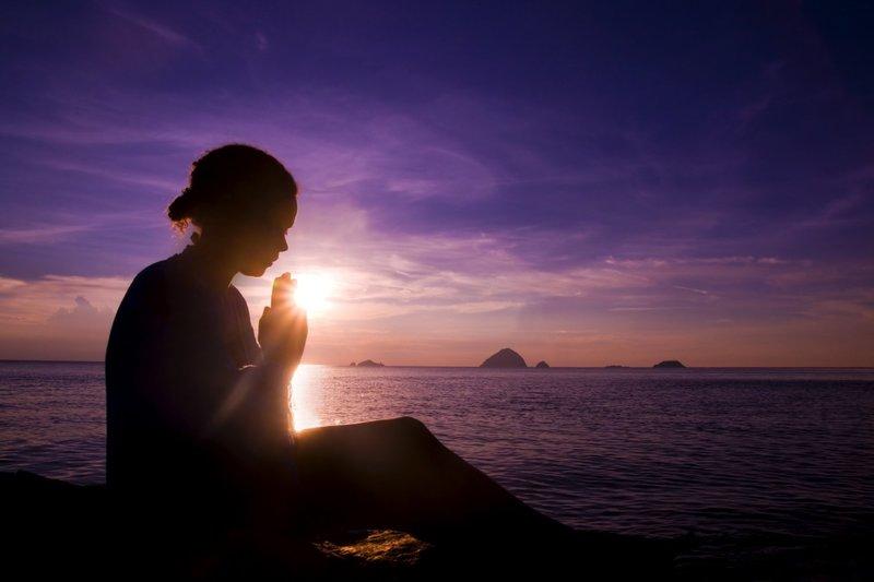 Как настроиться на чтение молитвы