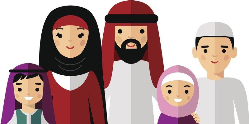 мусульманский заговор на защиту детей