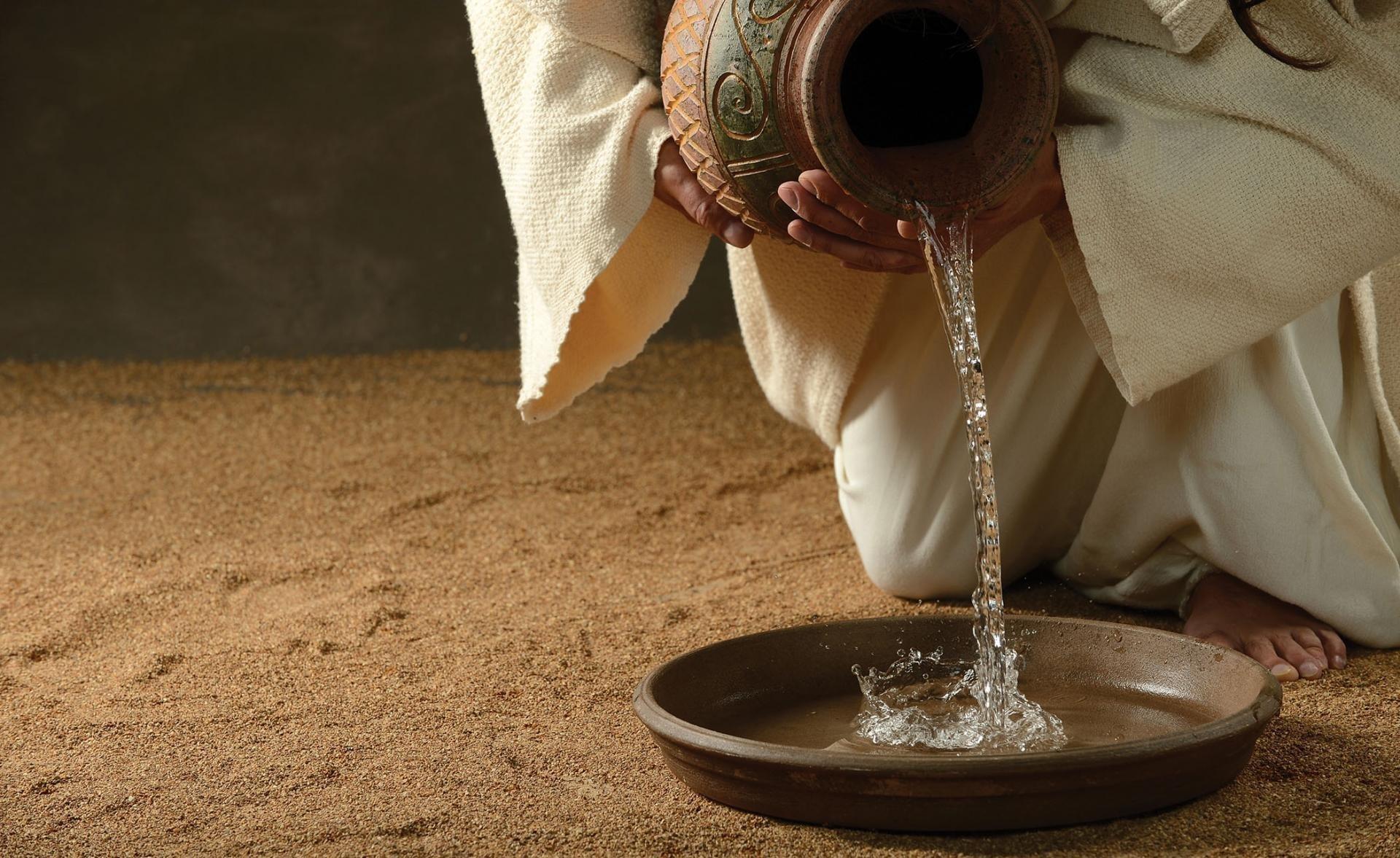 Заклинание на воду