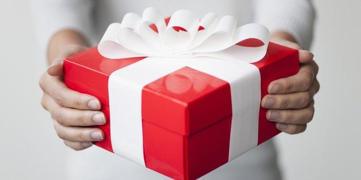 Заговор на подарок