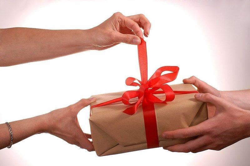 На что заговорить подарок