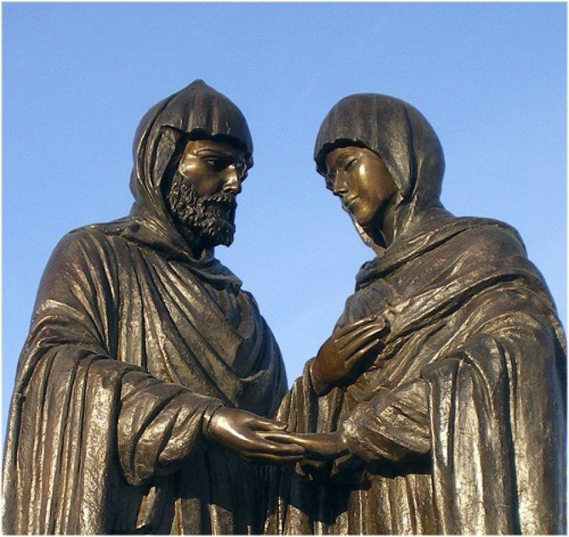 Молитва Петру и Февронии Муромским