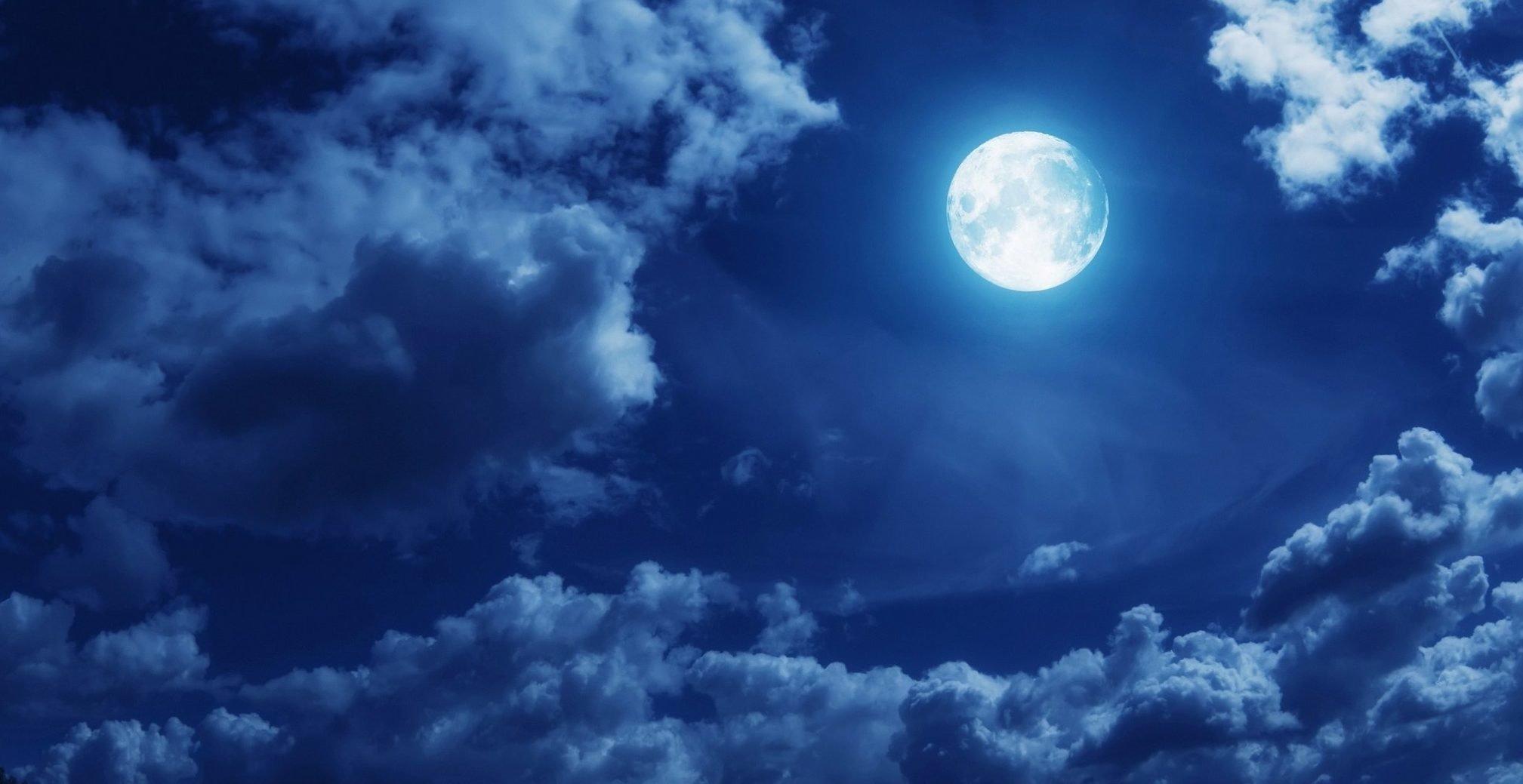 Заговоры на удачу на растущую Луну