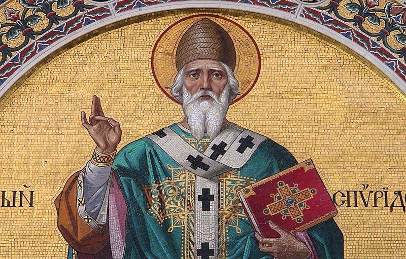 Молитва на деньги Святому Спиридону