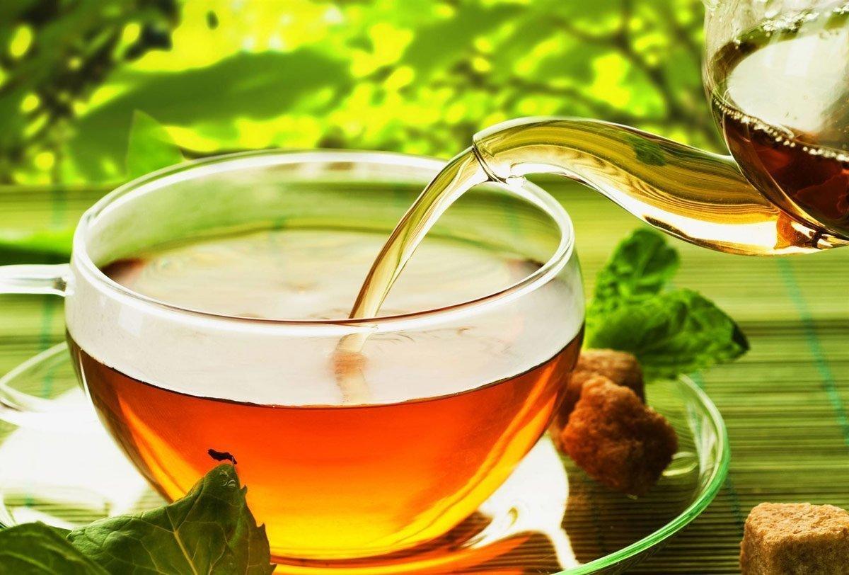 Заговор на похудение на травяной чай