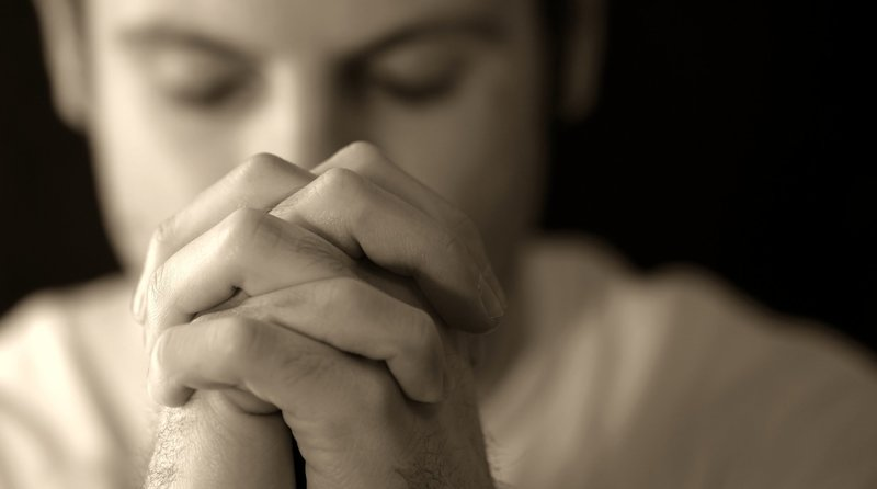 молящийся