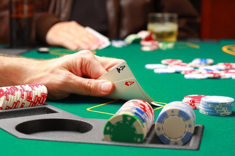 Заговор на удачу в казино