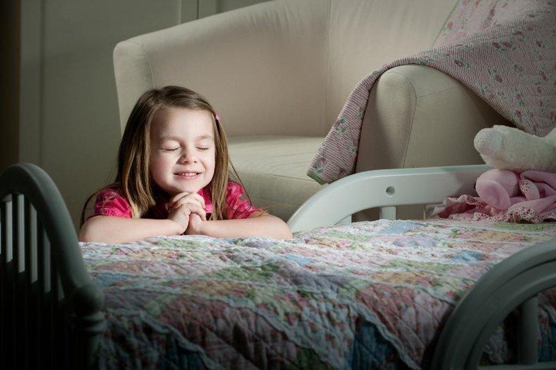 Молиться Господу перед сном в имя исполнения желаний