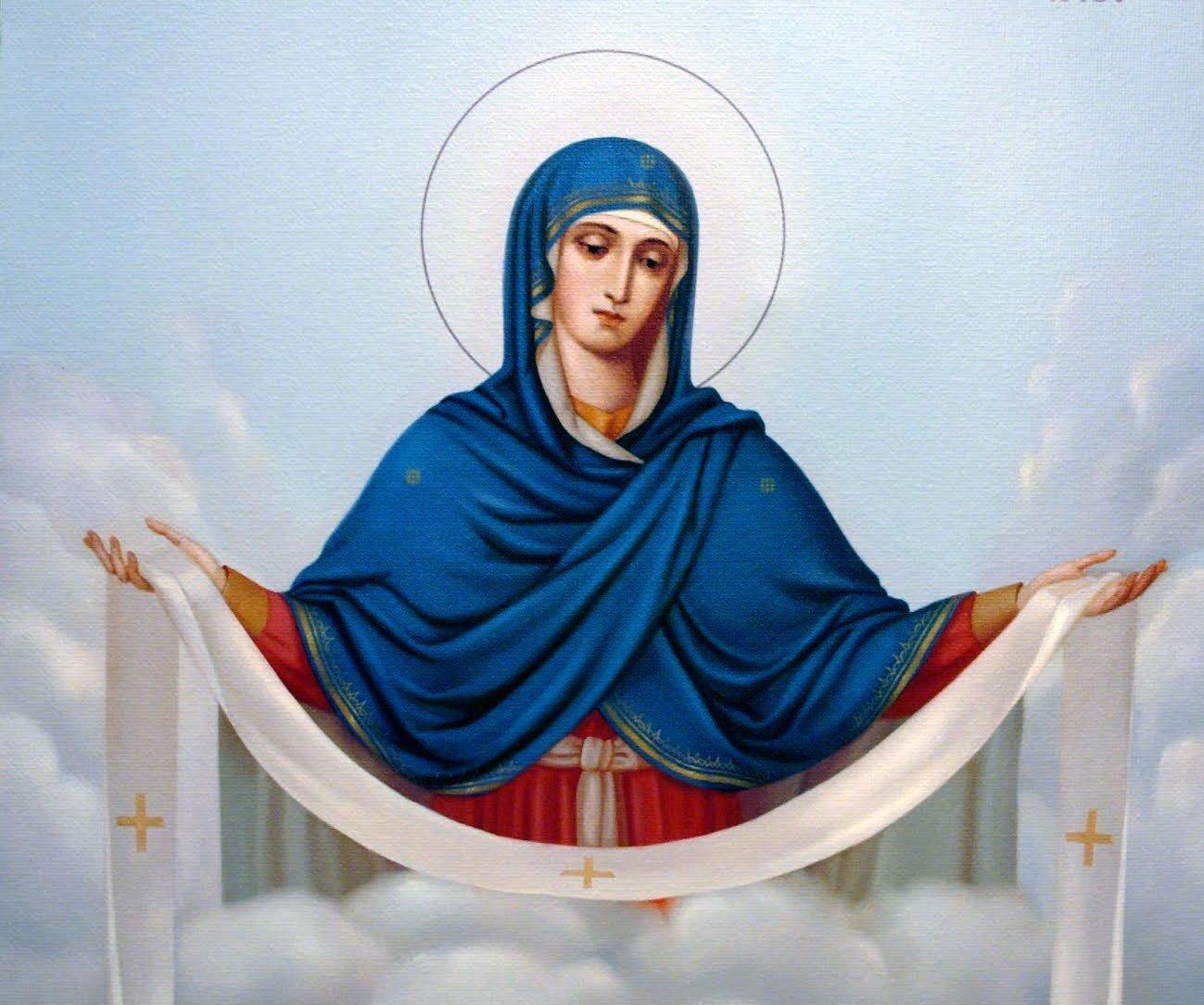 Молитва Богородице о похудении
