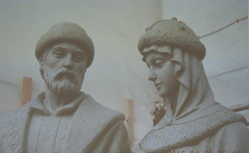 Мольба о любви и замужестве Петру и Февронии
