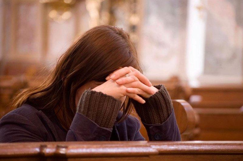 Молебствие ко Господу после аборта
