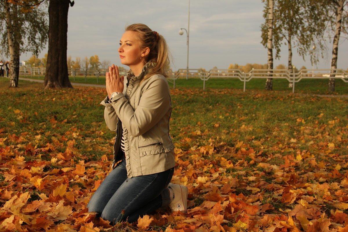 Как правильно молиться в случае проклятья