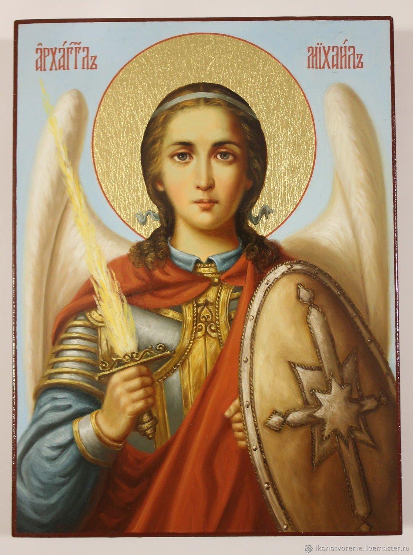 Молитва Архангелу Михаилу от бесов и демонов