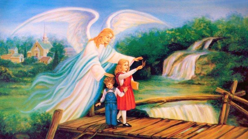 Сильная молитва Ангелу Хранителю от страха для взрослых и детей